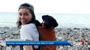 Friend speaks about Danielle Moore, woman killed in Ethiopian plane crash
