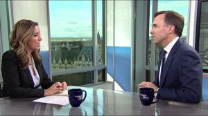 Morneau to donate millions but says that's no admission of wrongdoing