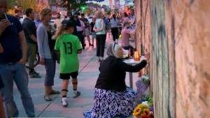 Returning to the Danforth and remembering the victims