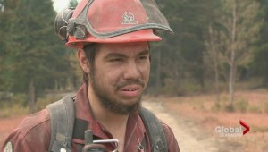 Meet the people on the front lines of the Finlay Creek wildfire