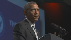 President Obama calls for 'change in attitudes' towards gun laws in U.S.
