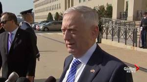 Mattis say transfer of soldiers remains a step in right direction for U.S.-North Korea relations