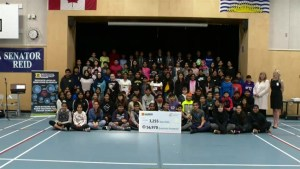 Surrey school tops in nation for immunization awareness