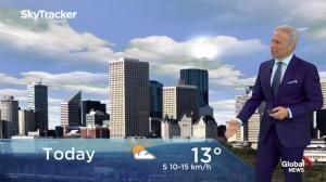 Edmonton early morning weather forecast: Tuesday, April 16, 2019