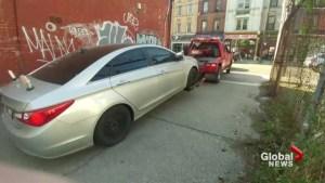 Hyundai responds to Toronto man's call for help after engine failure