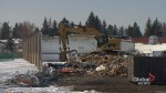 Fairview Arena being demolished, future of site still in limbo