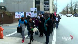 Protest against systemic racism held in Halifax