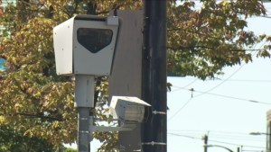 Red-light cameras now up and running 24 hours a day in B.C.
