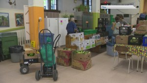 Montreal organizations work to fix hunger