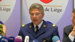 Police in Belgium says shooting was suspect targeted officers
