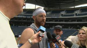 RAW: Blue Bombers Matt Nichols Interview – July 8