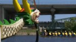 Dragon boat racers raise money for Missing Children's Network