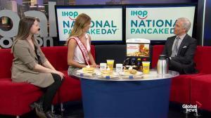 IHOP's National Pancake Day