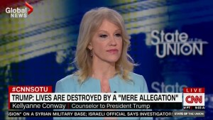 'Rob Porter did the right thing by resigning': Kellyanne Conway
