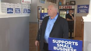 Doug Ford in the hot seat over data breach allegations