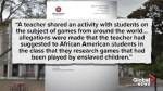 Wisconsin teacher on forced leave after making kids reenact 'slave games' during gym class