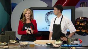 Edmonton chef shows off local ingredients
