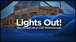 Part One Lights Out; The Rise and Fall of CGE Peterborough