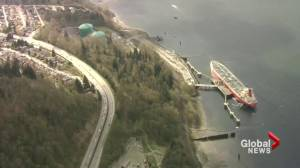 Province gives Trans Mountain expansion environmental approval