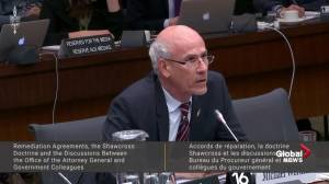 Wernick says 'new facts' in SNC-Lavalin was 'tanking share prices'