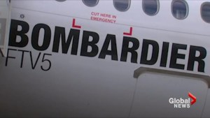 Jobs in N. Ireland at risk as Bombardier jets are hit by huge tariff