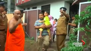 Protesters force Rohingya refugees to flee Sri Lanka safe house