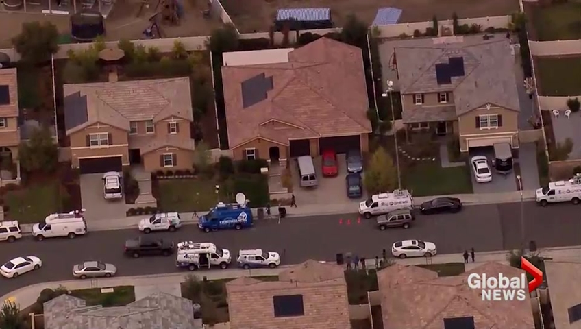 Twelve siblings found chained to their beds in California home
