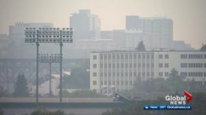 Edmonton air quality deteriorates again