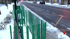 Greenfield Park residents upset over cordoned off benches