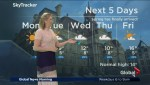 Global News Morning weather forecast: Monday, April 23rd 2018.