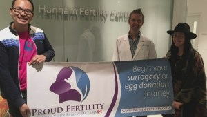 Weekend retreat sheds light on surrogacy