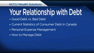 There is Good Debt and there is Bad Debt.