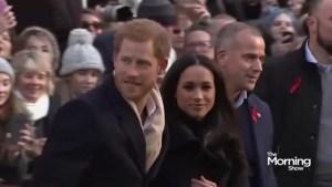 Meghan Markle completes kidnap training ahead of Royal Wedding