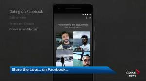 Facebook Dating launches in Canada