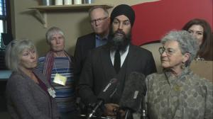 Jagmeet Singh on the stigma associated with addiction