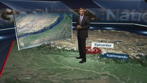 Nepal earthquake explained