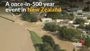 New Zealand floods from ex-Cyclone Debbie a once-in-500 year event