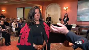 Jody Wilson-Raybould takes over Veterans Affairs in cabinet shuffle