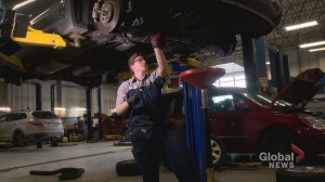 Calgary dealership shifts gears by hiring female staff to cater to female customers