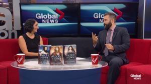 Alberta author cracks Amazon's top 100