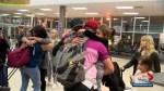 Saskatchewan residents at the deadly Las Vegas concert return home