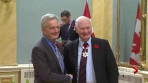 Governor General's Star of Courage awarded for amazing act of bravery
