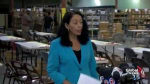 Palm Beach County unable to make recount deadline in Florida Senate election, expect hand recount