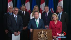 Kenney brings in fiscal experts to take closer look at Alberta's books