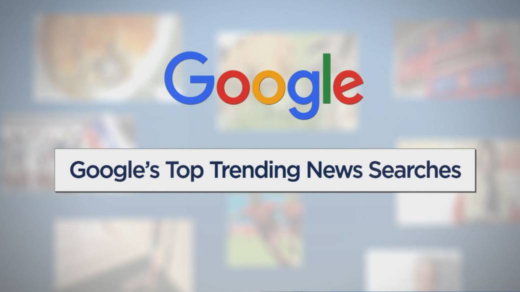Top Google searches in 10 include Anthony Bourdain, Royal ...