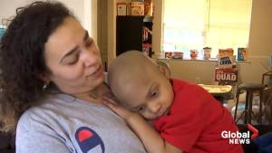 Mother whose son has cancer receives letter asking her to 'clean up' yard, community unites to help