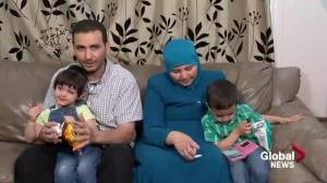 Left in Lebanon: Syrian family trying to reunite with refugee brother