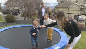 'I didn't know if kids would be in my future': After their own struggle with infertility, Kelowna family wants to donate in vitro treatment to a couple in need