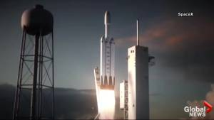 SpaceX plans test launch of most powerful rocket ever built