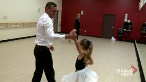 Unique Father's Day gift: Calgary dads enjoy hitting the dance floor with daughters for recital